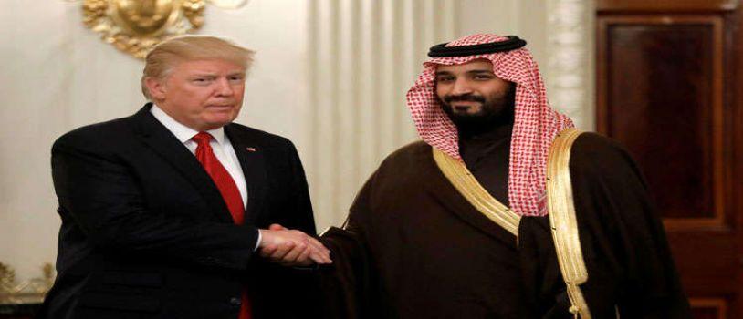 ولي العهد خلال المحادثات السعودية الأمريكية الفرصة الاستثمارية مع واشنطن هائلة