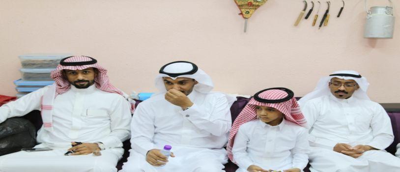 """أسرة """"البجيس"""" تحتفل بعقد قران ابنها """"محمد"""""""