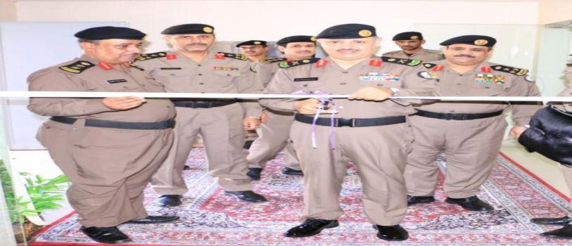 افتتاح مركز التحكم والتوجيه بسجون منطقة مكة