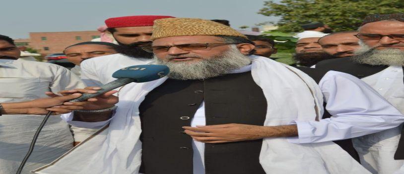 صرح رئيس مجلس العلماء المركزي بمدينة فيصل آباد بأن الحزمة الاقتصادية التي حصلت عليها باكستان من السعودية ستساهم في رفع مستو الاقتصاد في باكستان