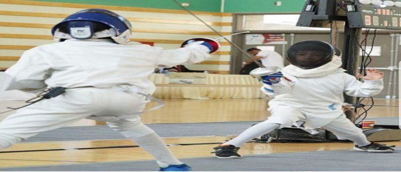 انطلاق أكاديمية المبارز الأولمبي