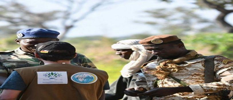 رابطة العالم الإسلامي تنهي حملة إغاثية عاجلة استهدفت 40 ألف لاجئ من أفريقيا الوسطى
