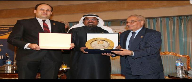 الملحقية الثقافية السعودية بالقاهرة تفوز بجائزة التميز المؤسسي لعام 2019م