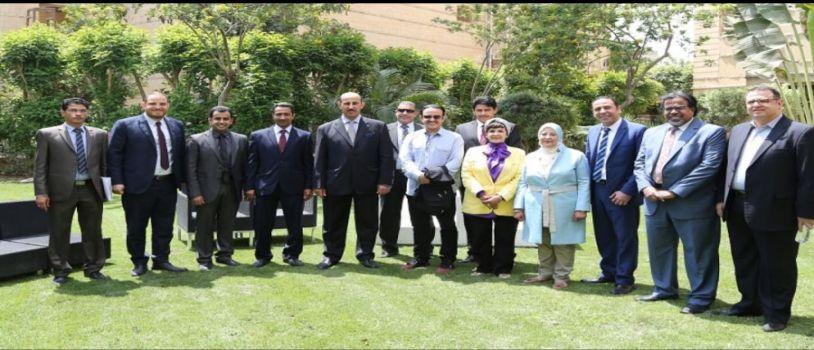 الملحق الثقافي ينسق برنامج لزيارة مؤسسات ذوي القدرات الخاصة بالتعاون مع وزارة التعليم السعودية