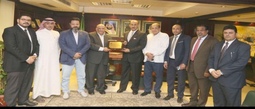 تعاون الملحقية  الثقافية السعودية  مع اتحاد الغرف التجارية  لتطوير منظمة تصديق المؤهلات