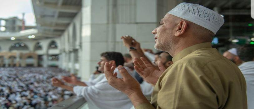 أمطار غزيرة على مكة المكرمة