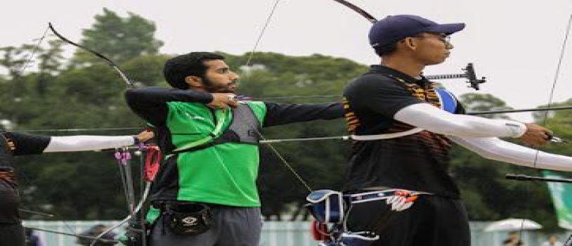 العتيبي و بن علي يتأهلان في تجارب طوكيو