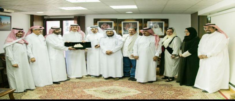 نخبة من القيادات التربوية السعودية في ضيافة الملحقية الثقافية