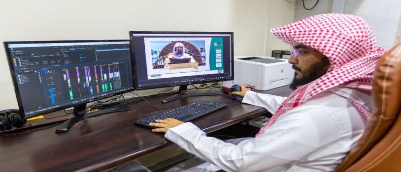 إدارة التوجيه والإرشاد تنقل دروس ومحاضرات المسجد الحرام عبر البث المباشر