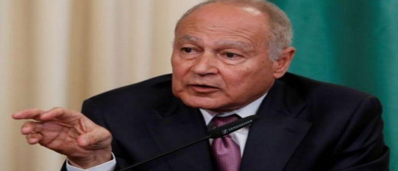 أمين جامعة الدول العربية يؤكد ادانة الاعتداءات الاسرائيلية على السيادة اللبنانية