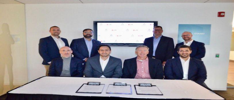 أرماح الرياضية توقع مع لايف فتنس العالمية لتجهيز الأندية الذكية