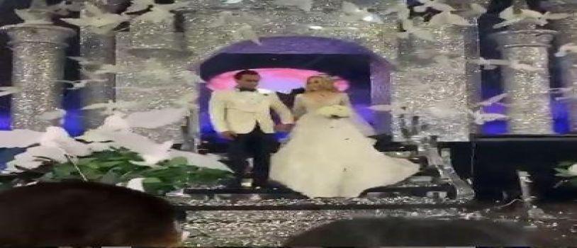 حفل زفاف هنا الزاهد وأحمد فهمى