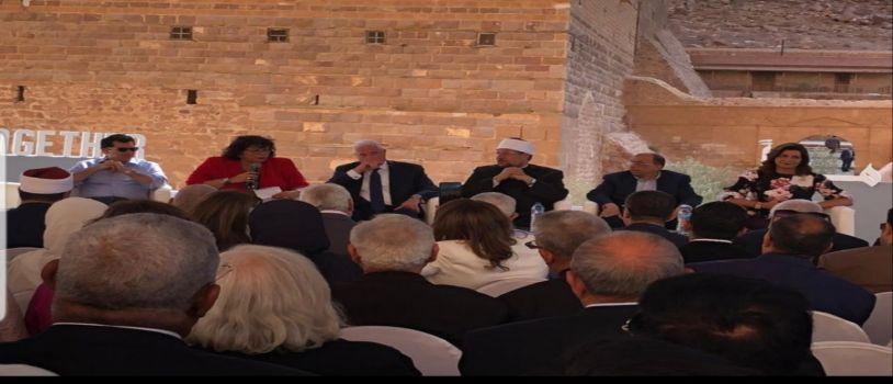 ملتقى الأديان يدعو وسائل الاعلام والشباب لنشر انطباعاتهم عن سانت كاترين للعالم كتبت-هالة ياقوت
