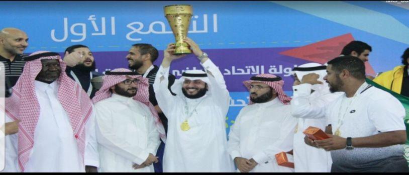 جامعة الإمام عبدالرحمن بن فيصل تفوز ببطولة اتحاد الجامعات للتايكوندو