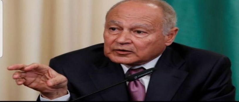 أمين جامعة العربية  ينعي وفاة الشيخ سلطان بن زايد آل نهيان