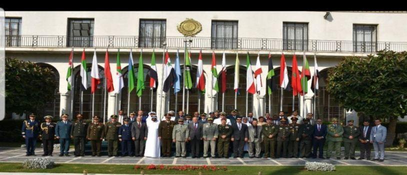 الأمين العام لجامعة الدول العربية  ضرورة التواصل والتنسيق بين القوات  المسلحة العربية