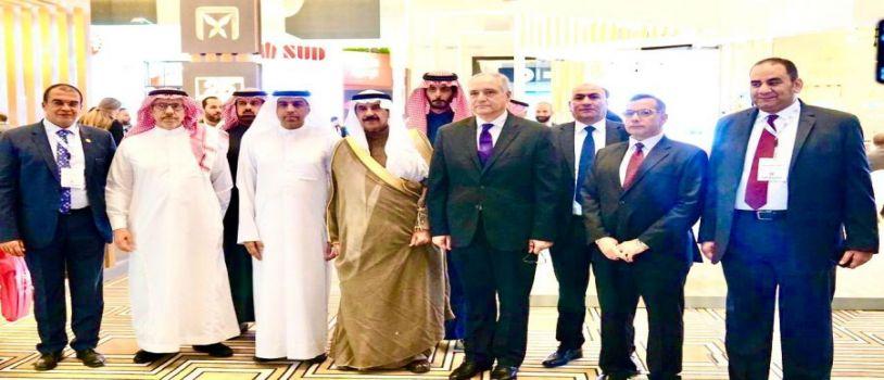 انطلاق فعاليات معرض العقارات الدولي بالرياض لترويج العقار المصري
