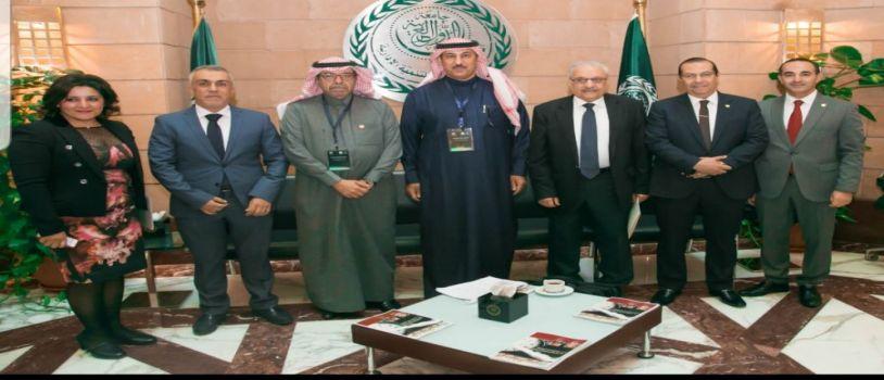 الملحقية السعودية تشارك في الملتقى العربي الثاني للعلاقات العامة «التحول الرقمي