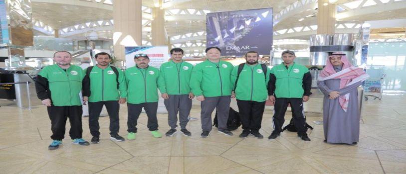 أخضر الرماية جاهز للعربية